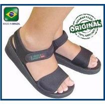 Sandália Magnética Linda Alta 14 Ímãs Leve Original Terumi ®