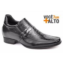 Sapato Social Alth Rafarillo - Cor Onix Ref.3227 (kit)