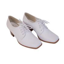 Sapato Salto C/ Cadarço Claríssima