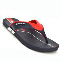 Sandália Masculina Mormaii 10802 N21 Elza Calçados