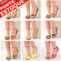 Sapatilha Espadrille Salome 0003 - Chiquiteira Outlet