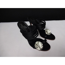 Sapato Valentino - Preto - 38.5 - Made In Italy