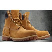 Bota Da Timberland Boot Yellow Confortável Feminina + Frete