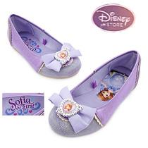 Sapato Princesa Sofia,original Da Disney P/entrega