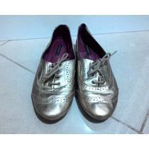 Sapato Feminino Oxford Usado