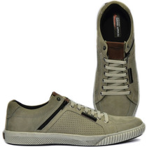 Tenis Sapatenis Casual Stilo Osklen Super Luxo Exclusivo
