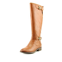 Nine West Bring It Mulher Moda Couro Boots-alta Joelho