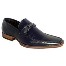 Sapato Social Masculino Luxo Executivo-couro Legitimo