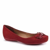 Sapatilha Feminina Bottero Laço 225401 - Galluzzi Calçados