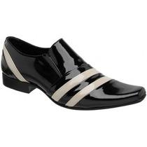 Sapato Social Couro Legitimo Lindo Franca Sp ( Dhl Calçados)