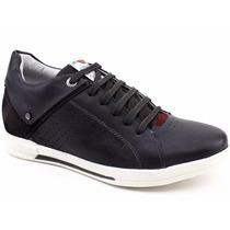 Sapato Casual Rafarillo Você+alto7cm 369203  Pixolé Calçados