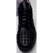 Sneaker Christian Louboutin Men Black Spikes