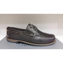 Sapato Masculino Samello Couro Café (de 210,00 Por 139,00)