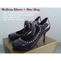 Melissa Disco + Doc Dog - Nº 38 Semi Nova