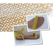 Atacado Revenda Calçados Sapatos Sandália Rasteiras Cx 12