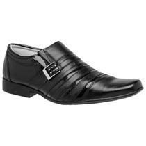 Sapato Social, Calçados, Couro, Tchwm Shoes, Solado Borracha