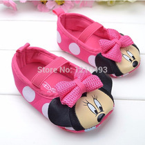 Sapato Sapatilha De Bebe Importado Minnie