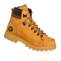 Bota West Coast Worker Amarela