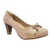 Sapato Feminino Comfortflex 1478302