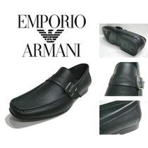 Sapato Armani, Cinto, Gravata - Em Couro!