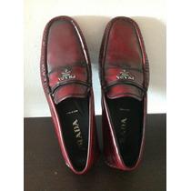 Sapato Prada, Italiano De 1.300 Por 785,00.