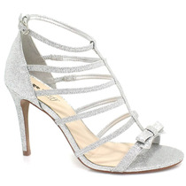 Sandália Zariff Shoes Noiva Glitter | Zariff