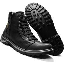 Bota Coturno Sapato Casual Adventure Trilha Super Conforto