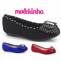 20% Off Sapatilha Molekinha Infantil - 2099.210