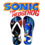 Chinelo Personalizado Sonic The Hedgehog Tails Games
