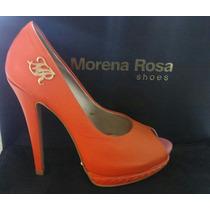 Peep Toe Morena Rosa
