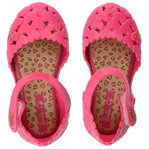 Sapatilha Infantil Barbie 21280 Rosa Snob Calçados