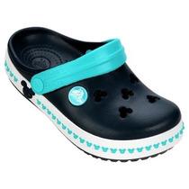 Sandália Crocs Crocband Mickey 3 14609-643