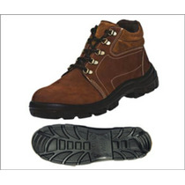 Calçado De Segurança N°46 Biqueira De Pvc Maximinas Vichi