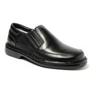Sapato Masculino 709 Alcalay Relax Couro Legit Ante Stress
