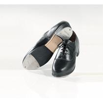Sapato Masculino P/ Sapateado - Freio Em Couro - Quedança