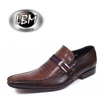 Sapato Social Lançamento 2013! Lbmcalçados.