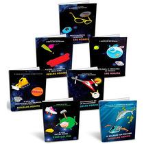 Coleção Guia Do Mochileiro Das Galáxias (7 Livros) #