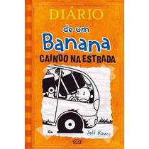 Livro - Diário De Um Banana: Caindo Na Estrada - Vol. 9 Novo