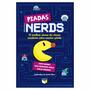 Livro Piadas Nerds - Novo