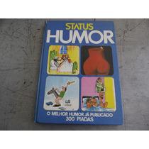Livro Status Humor Piadas Anos 70