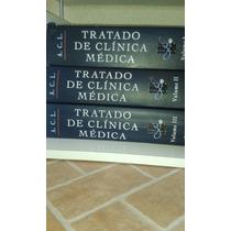 Tratado De Clínica Médica 3 Volumes
