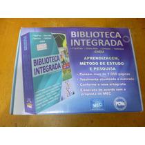 - Livro Biblioteca Integrada 1º Ao 9º Ano. (bil)