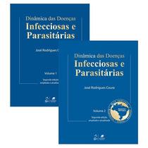 Livro Dinâmica Das Doenças Infecciosas E Parasitárias