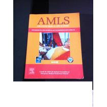 Livro Amls Samu Bombeiro Emergencia Socorrista Suporte Vida