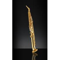 Lançamento Saxofone Alto Reto Eb Kings Novo Com Garantia