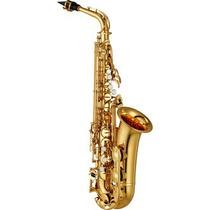 Sax Alto Yamaha Yas280 C/ Case Na Cheiro De Música