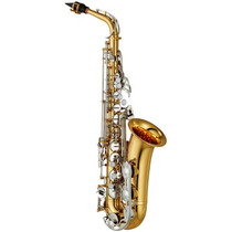 Sax Alto Yamaha Yas26 Na Cheiro De Música Loja Autorizada !!