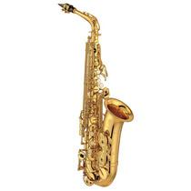 Sax Alto Yamaha Yas62 Na Cheiro De Música Loja Autorizada !!