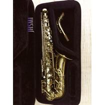 Sax / Saxofone Alto Selmer - Modelo Super Balanced Action