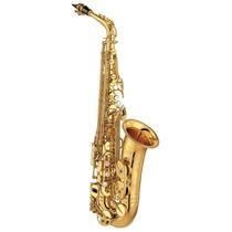 Sax Alto Yamaha Yas875ex Ii Na Cheiro De Música Autorizada